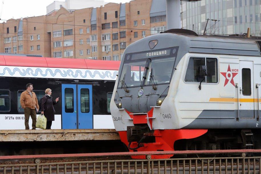 В этом году на МЦД появится 15 современных станций