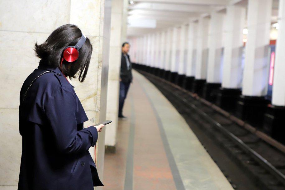 Монтаж вентиляции начался на станции «Карамышевская» Большой кольцевой линии