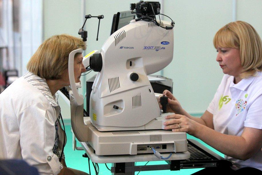 Столичные офтальмологи смогут получить статус «Московский врач»