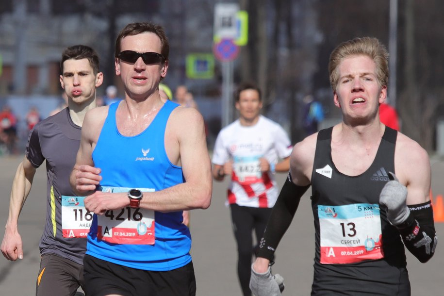 В Лужниках состоялось ежегодное открытие бегового сезона