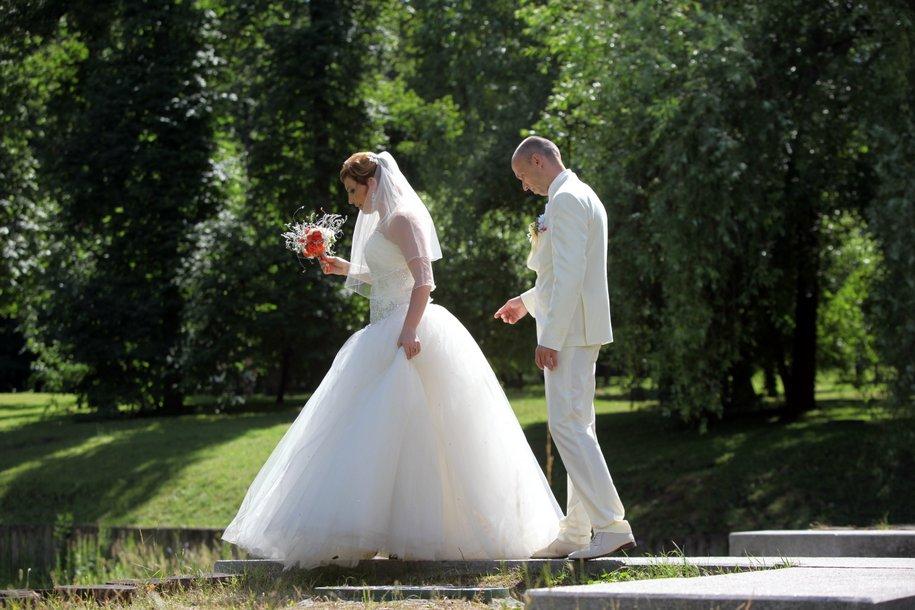 Более 500 московских пар сыграют свадьбу накануне Красной горки