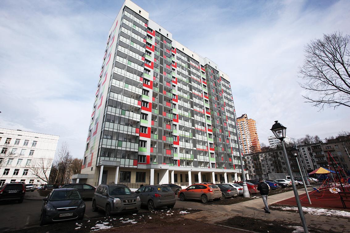Благоустройство жилых районов — приоритет работы столичного правительства