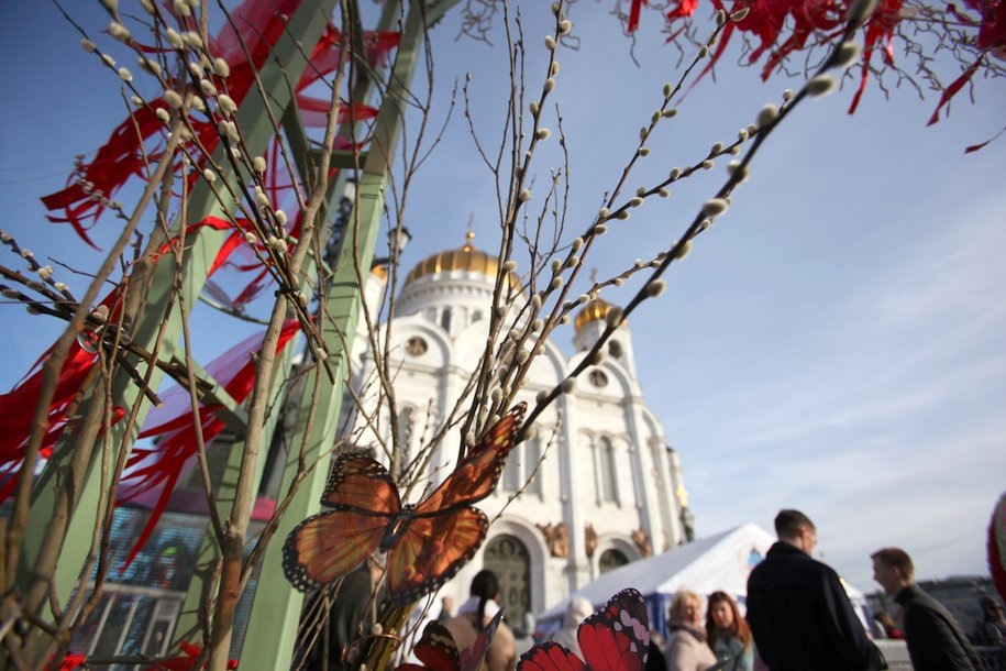В рамках фестиваля «Пасхальный дар» проведут 60 бесплатных экскурсий