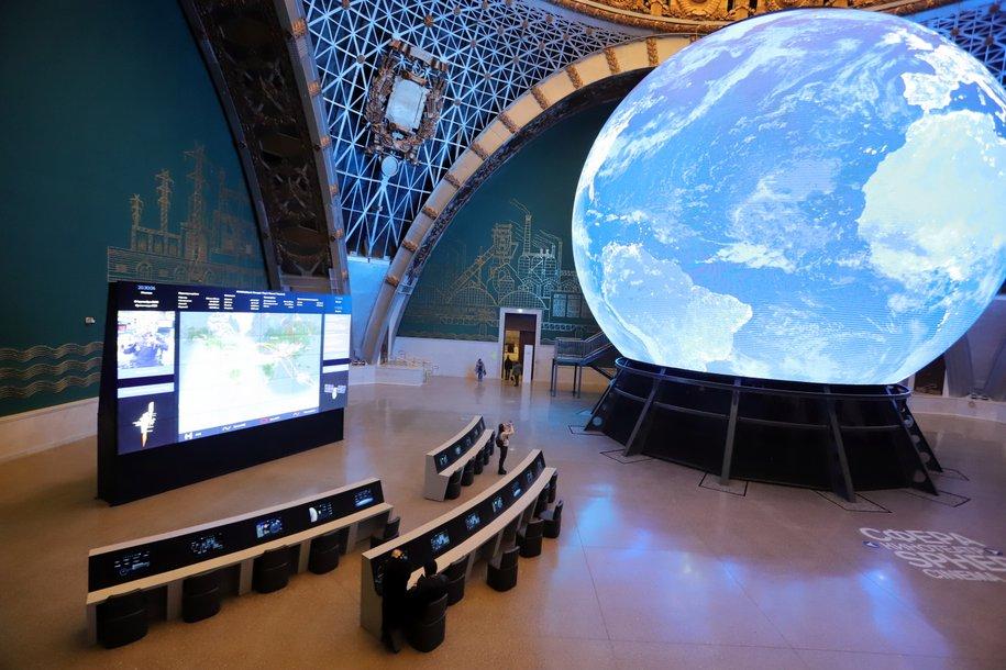 На ВДНХ проведут познавательный фестиваль «Пора в космос»