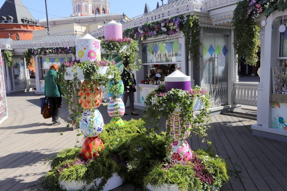 С 1 по 10 мая в столице состоится более 200 крупных праздничных мероприятий