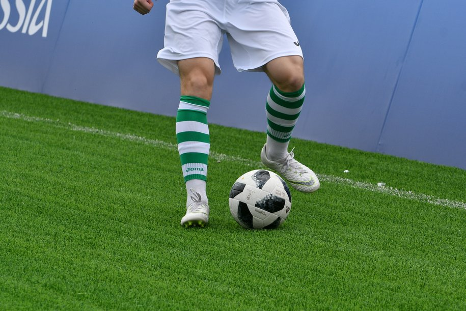 В Косино-Ухтомском готовится к открытию футбольное поле