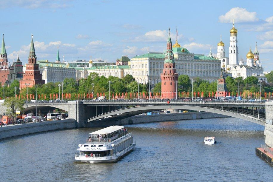 На Москва-реке открылась летняя навигация