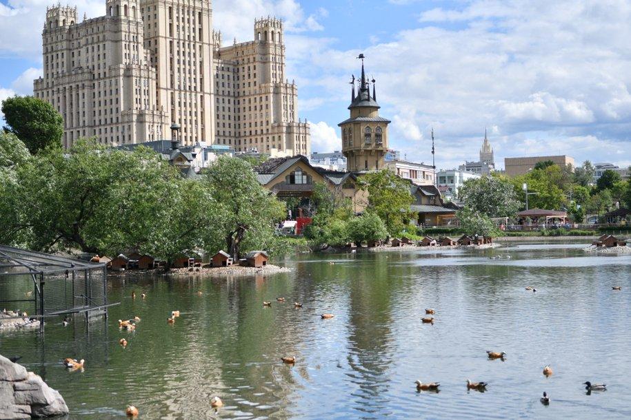 Московский зоопарк откроет дополнительный вход со стороны Большой Грузинской улицы