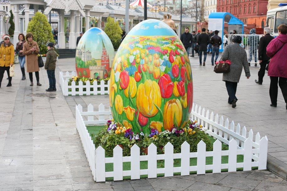 Весенний фестиваль «Пасхальный дар» пройдет на площадках по всему городу