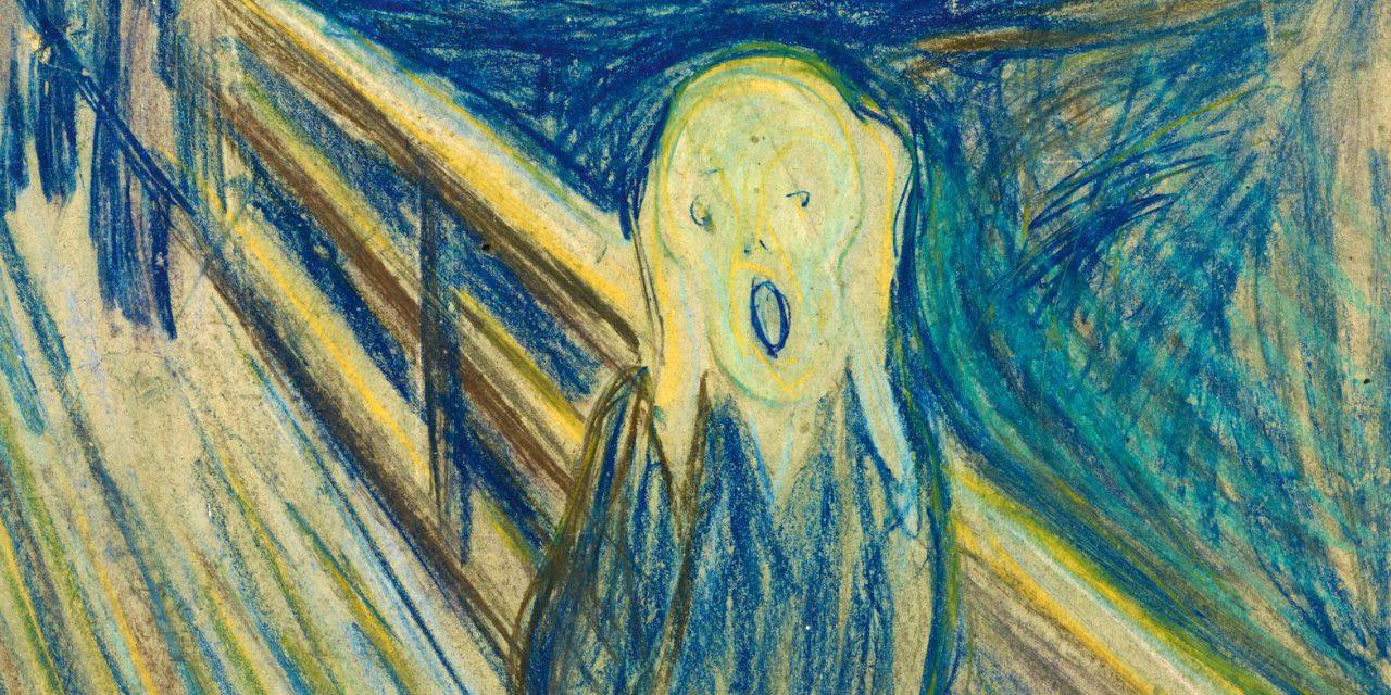Выставка работ Эдварда Мунка откроется в Третьяковской галерее 16 апреля