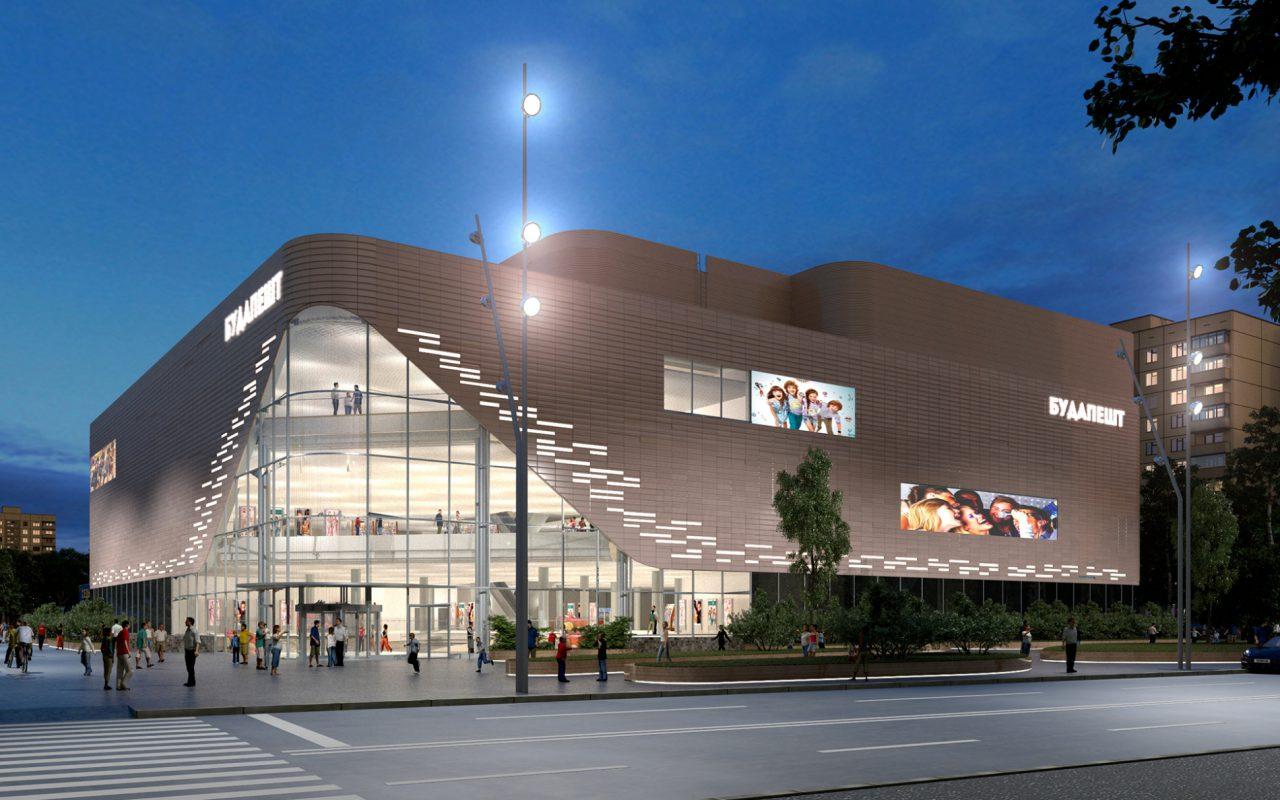 Реконструкция кинотеатра «Будапешт» завершится в 2020 году