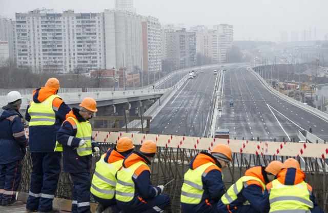 Вдоль Ярославского направления железной дороги построят эстакаду