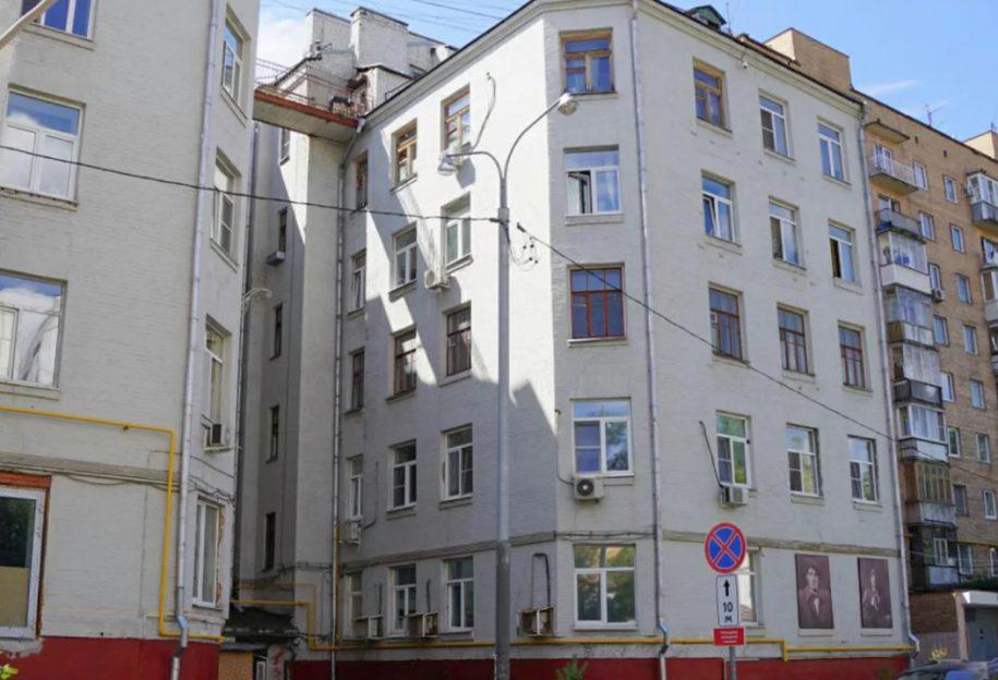 Дом Маяковского признали памятником архитектуры