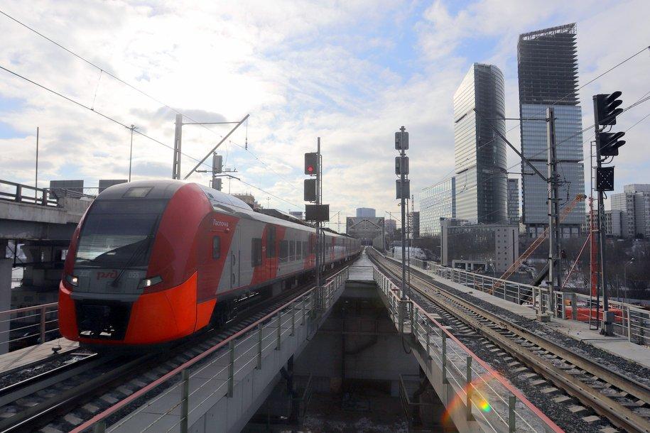 МЖД компенсирует закрытие участка Таганско-Краснопресненской линии метро