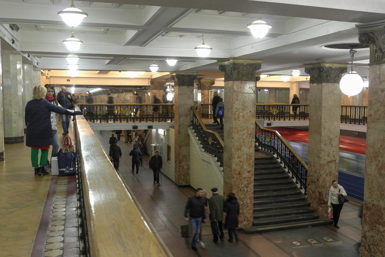 Движение поездов на Сокольнической линии метро введено в график