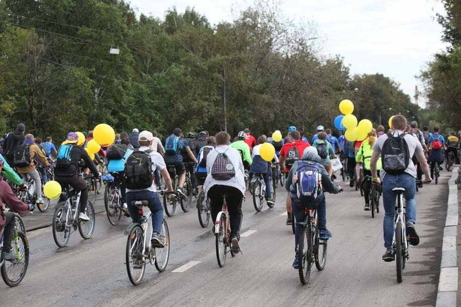 Весенний велофестиваль пройдет по Садовому кольцу