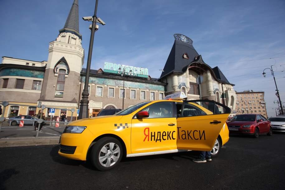 Одна машина такси в Москве за сутки выполняет восемь-девять заказов — ЦОДД