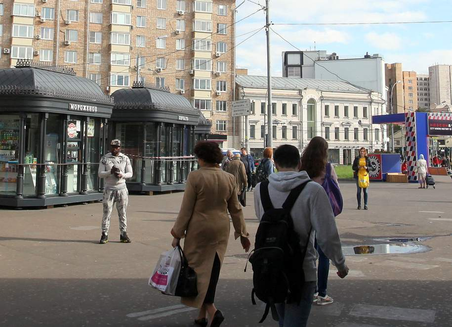 Торговая галерея появится около станции метро «Новогиреево»