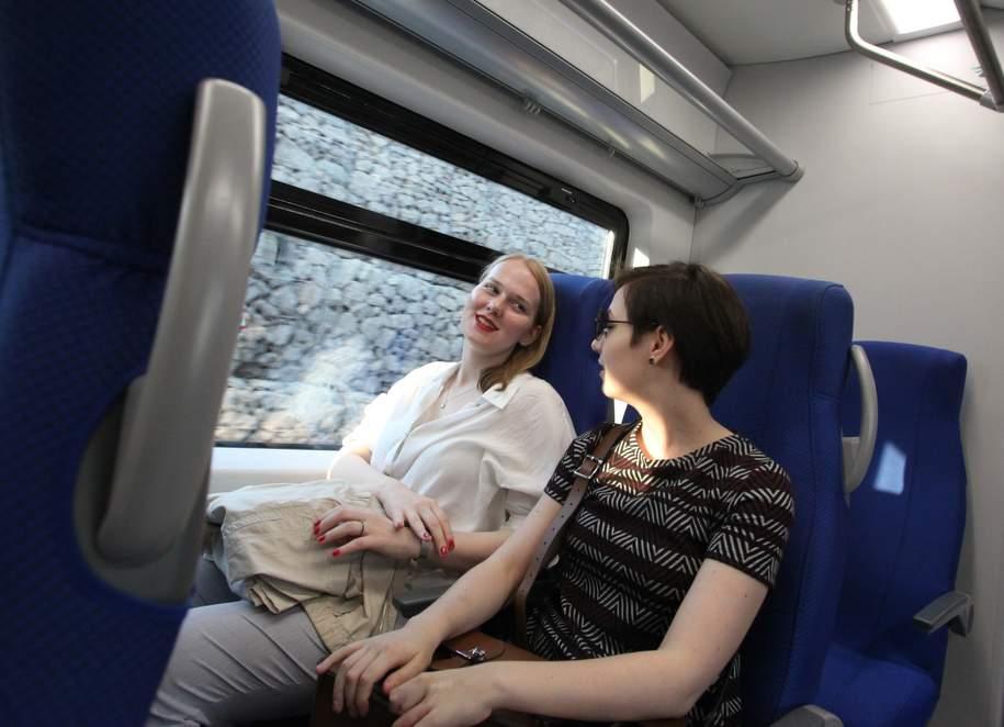 Более 3 млн пассажиров воспользовались поездами МЦК 1-12 мая