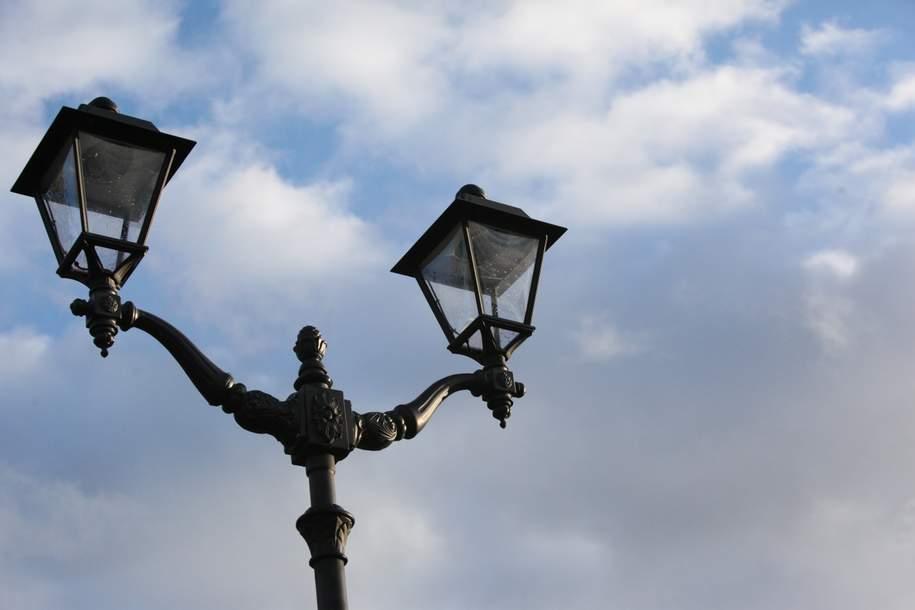 В усадьбе Люблино обновят систему освещения