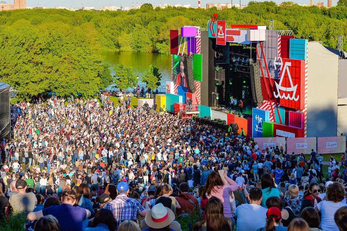 Фестиваль искусств «Николин день» посетили более 735 тысяч человек