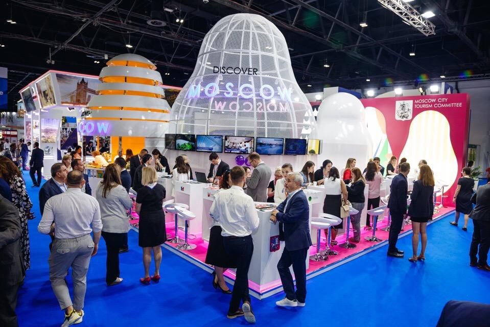 Туристический потенциал столицы представили на выставке в Дубае