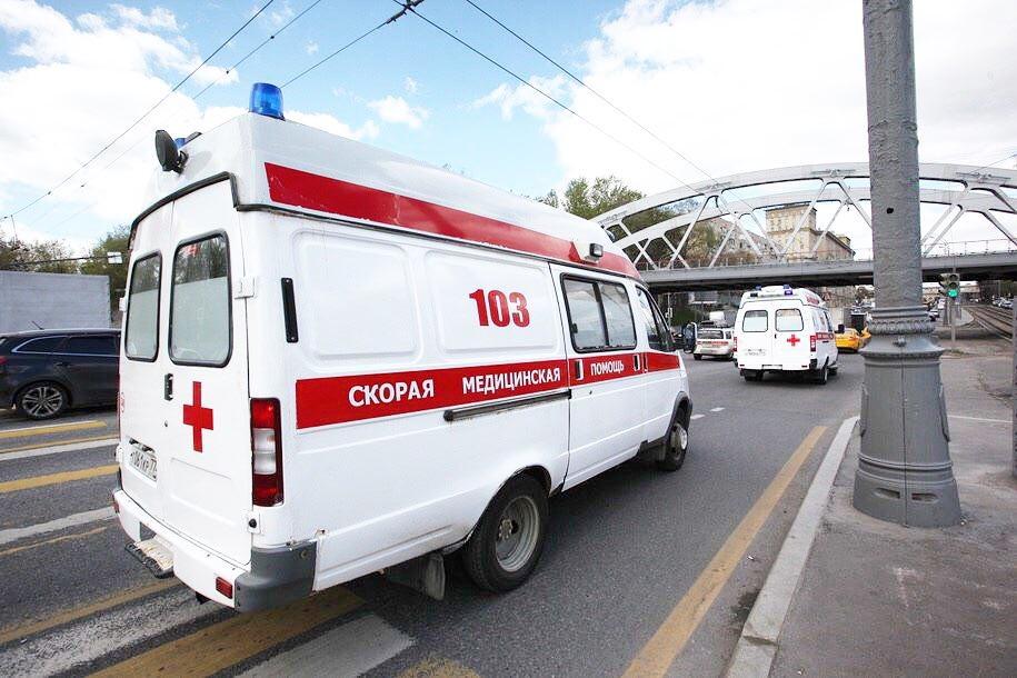 В Некрасовке открыли новую подстанцию скорой помощи