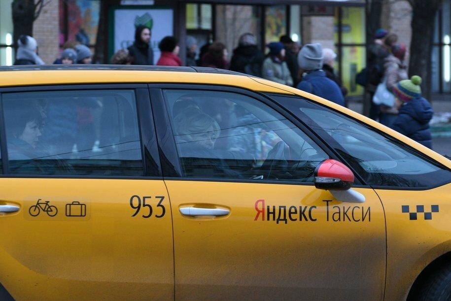Типовая поездка на такси в Москве занимает чуть более 20 минут