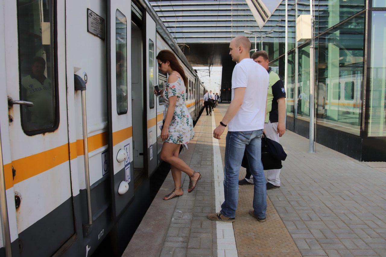 Расписание электричек Белорусского направления МЖД изменится с 31 мая до 3 июня из-за работ