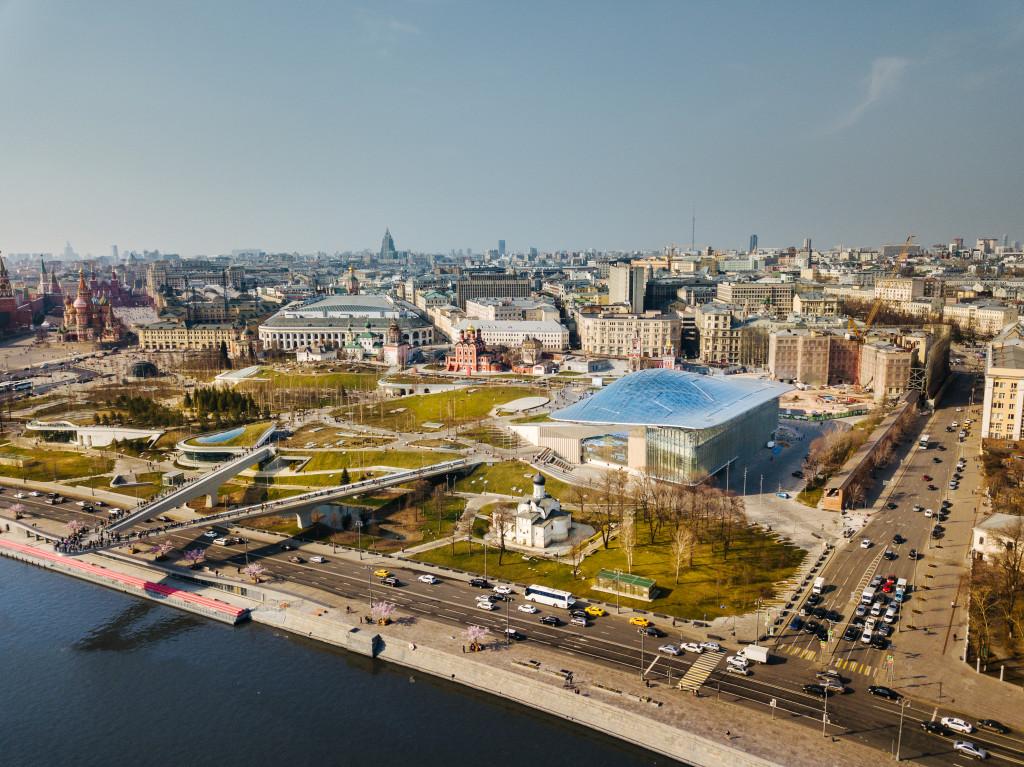 Крупнейшие проекты метро и гражданского строительства покажут на выставке «АРХ МОСКВА NEXT!»