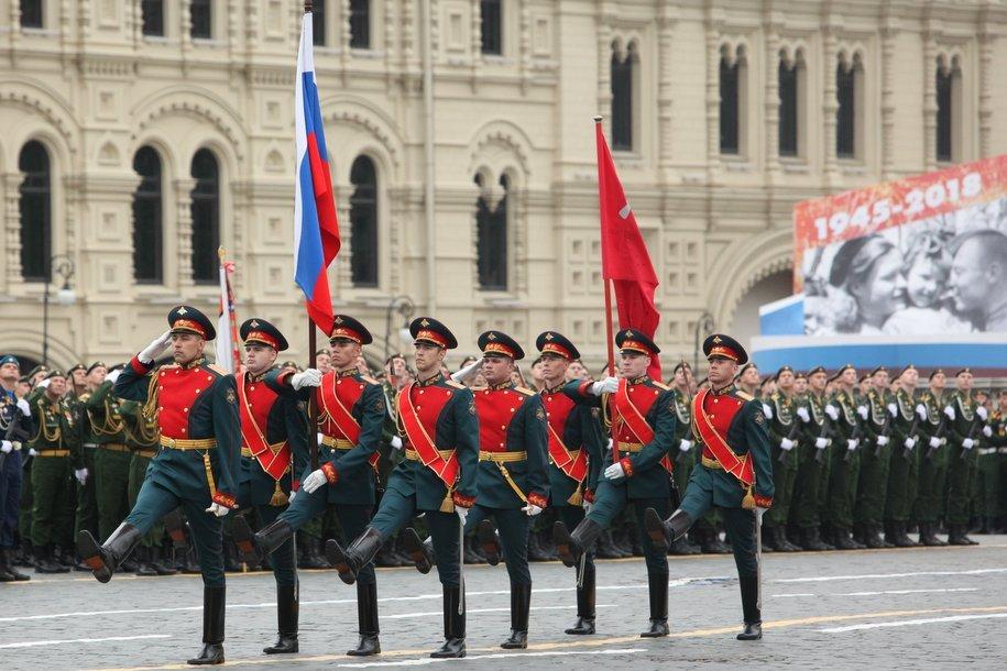 Генеральную репетицию парада Победы покажут в режиме онлайн