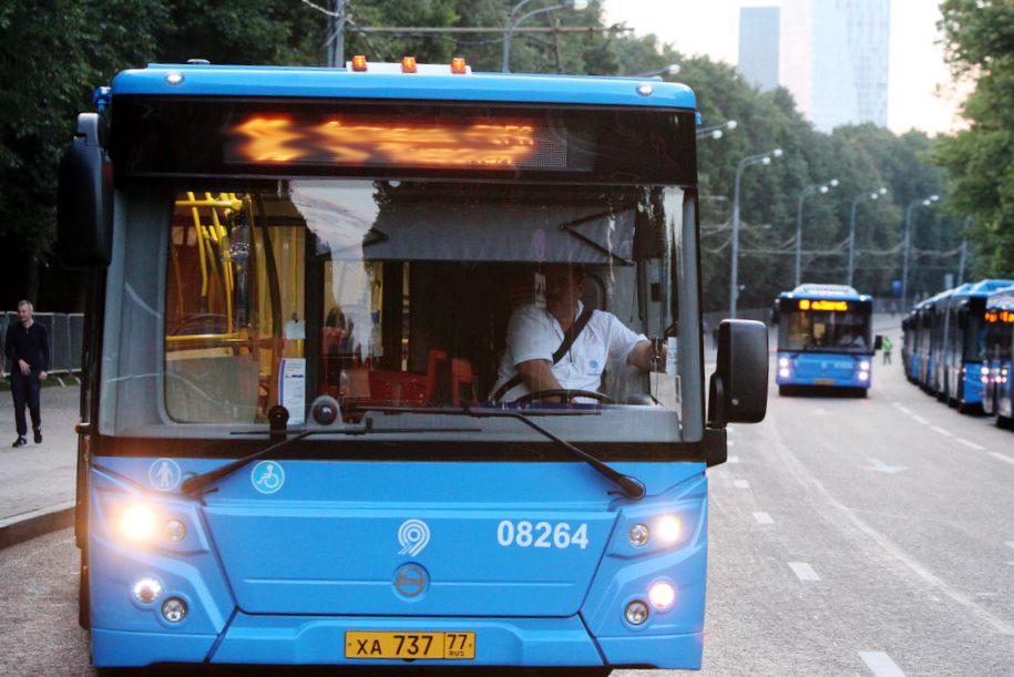 Проезд в автобусах «т60к» с 1 июня станет бесплатным