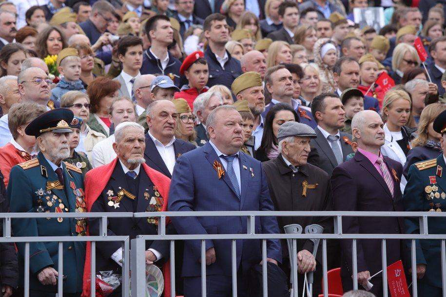 Александр Кибовский пригласил москвичей посетить праздничный концерт «Песни Победы»