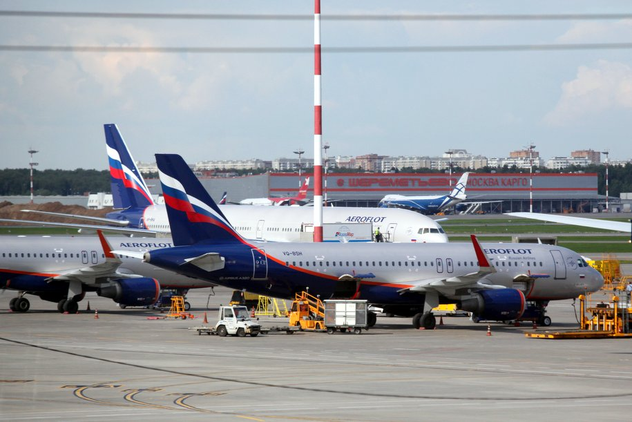 Самолёт «Аэрофлота», летевший из Калининграда в Москву, подал сигнал тревоги