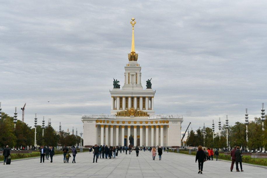 На ВДНХ открылся Музей Рерихов