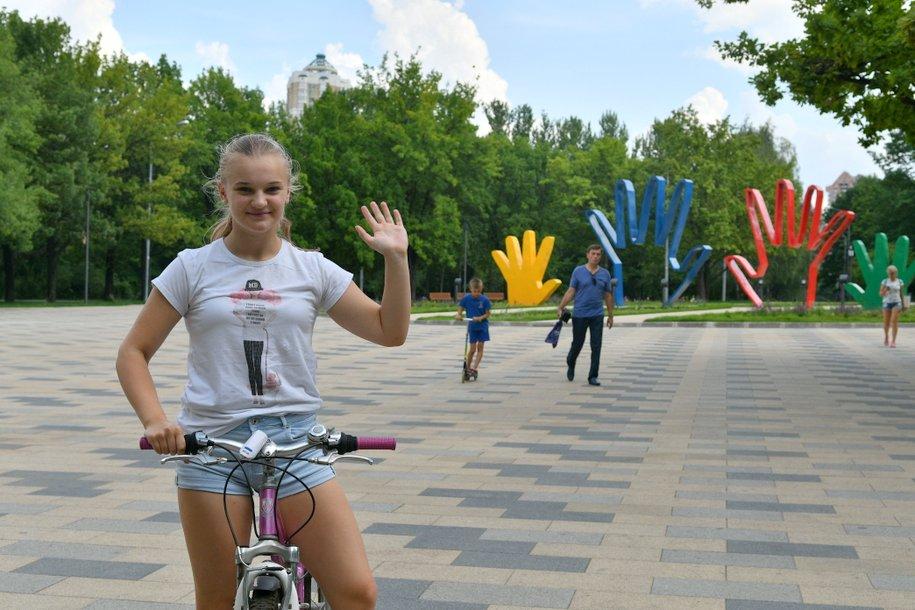 В Москве стартовал весенний велофестиваль