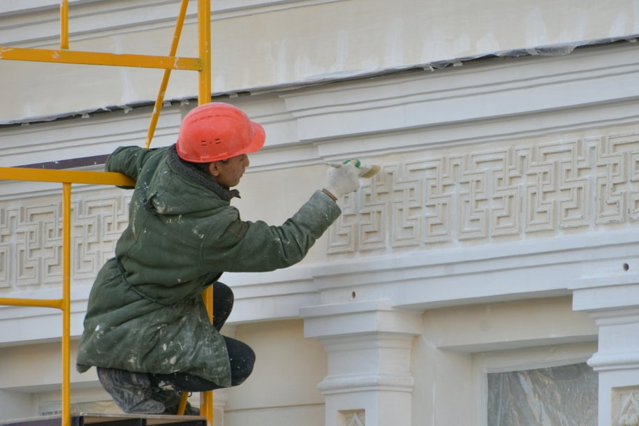 Скульптуры усадьбы Кусково отреставрируют
