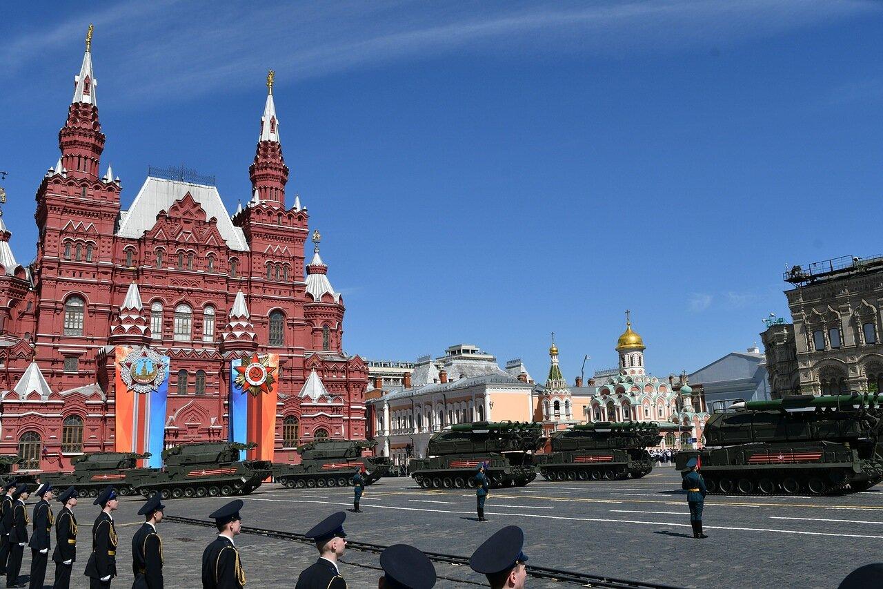 C 6 по 10 мая в столице пройдут мероприятия, посвященные Дню Победы