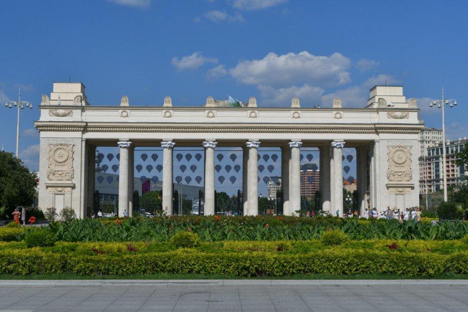 В Парке Горького откроется музыкальная «Летняя сцена»