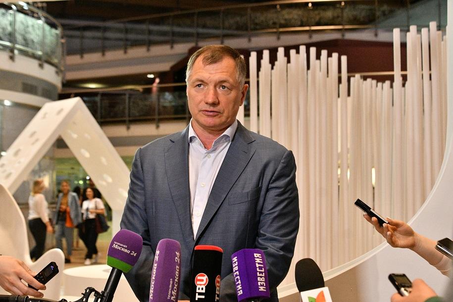 Правительство Москвы будет всегда поддерживать выставку «АРХ Москва» – Хуснуллин