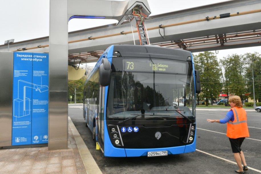 Московский электробус признан лучшим проектом по версии премии «Автомобиль года»