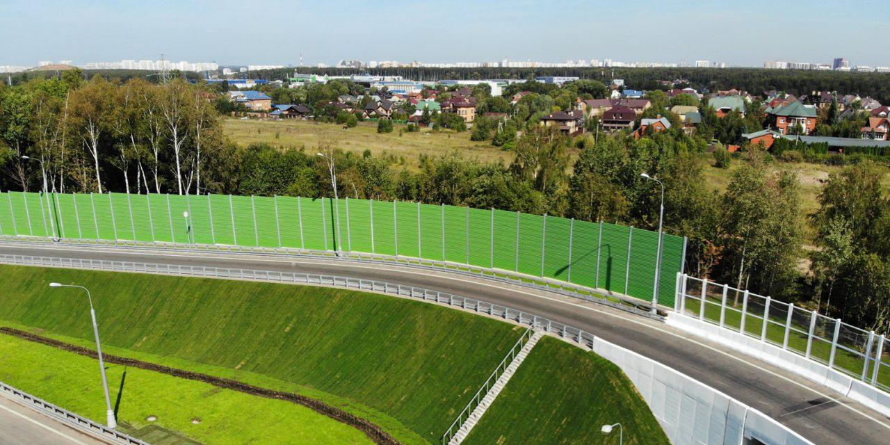 В области построили и реконструировали дороги общей протяженностью более 111 километров