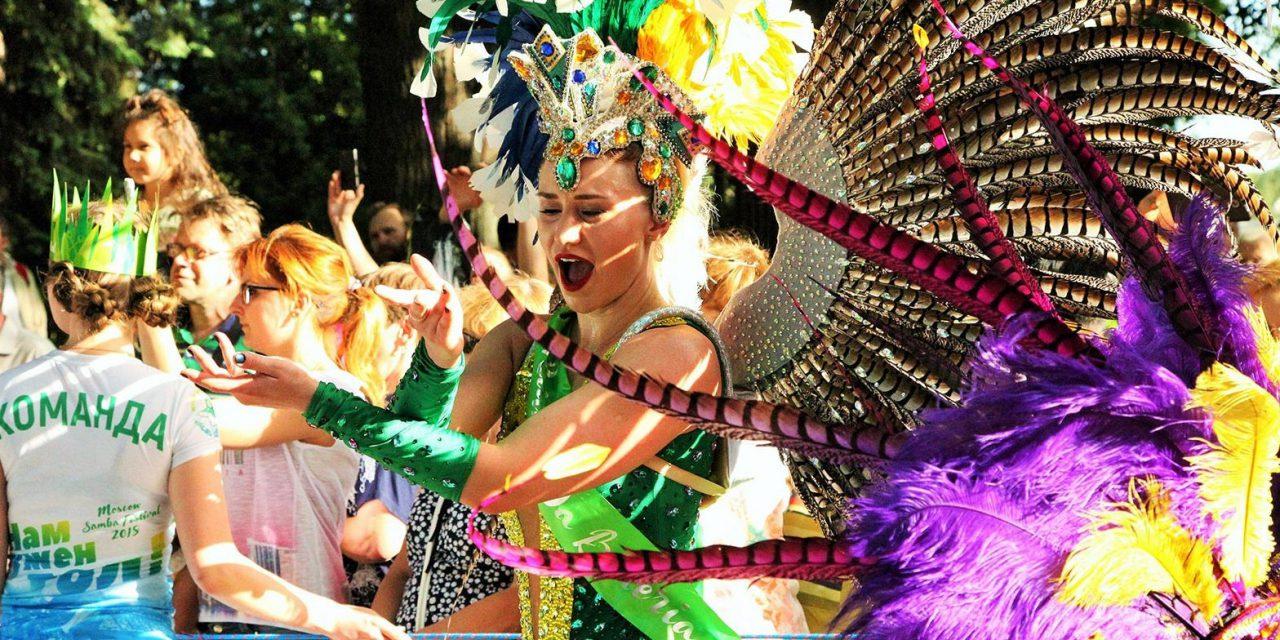 Самба фестиваль пройдет 26 мая в Измайловском парке