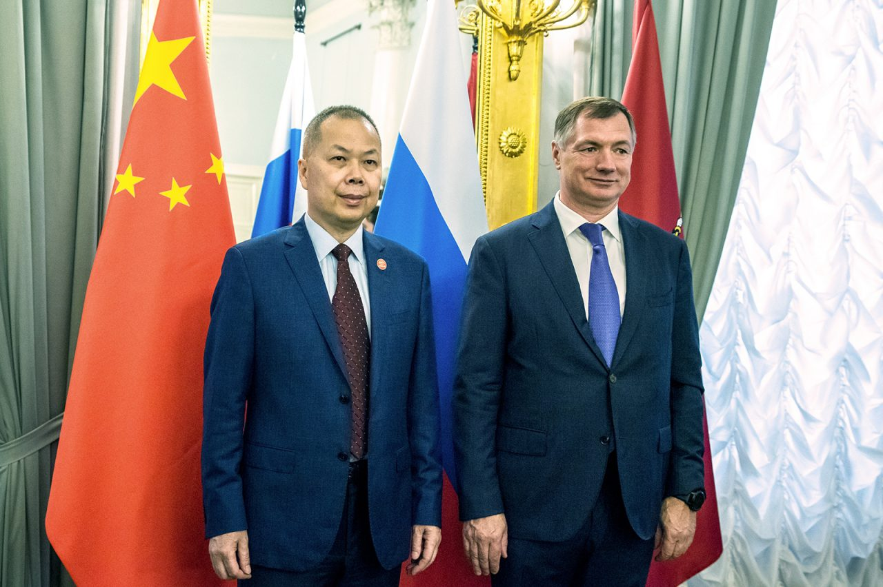Китайская компания примет участие в проектировании ТПУ «Мичуринский проспект»