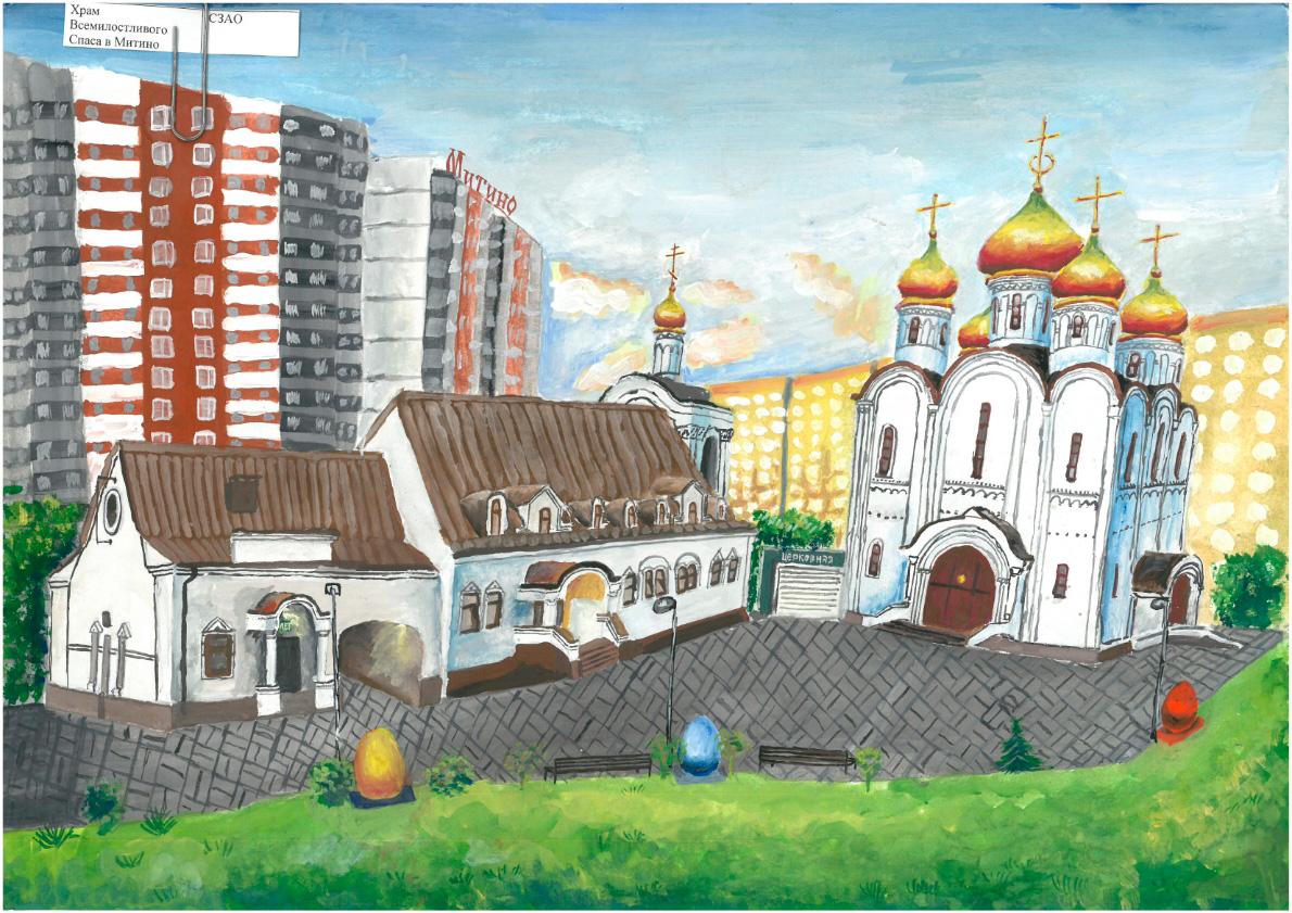 На участие в детском конкурсе «Наследие моего района» прислали более 500 работ