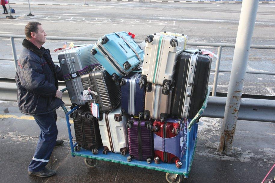 Проблемы с багажом в «Шереметьево» будут до конца месяца