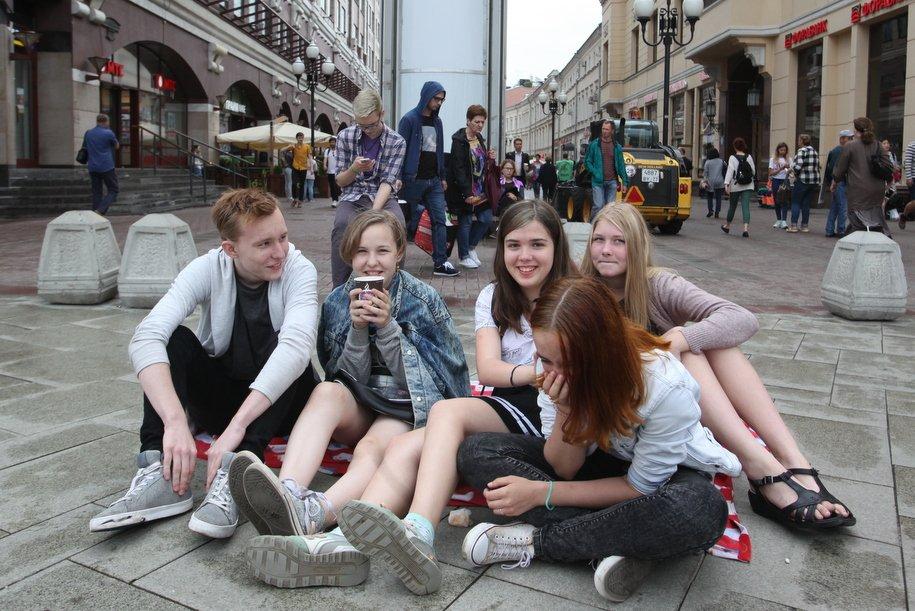 Главной праздничной площадкой в День молодежи станет Парк Горького
