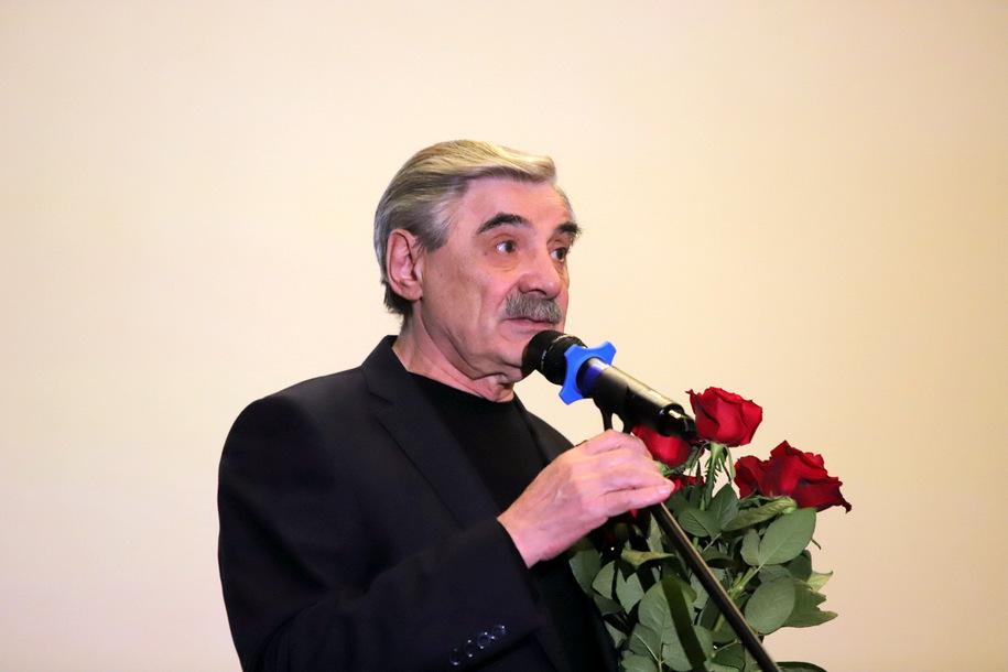 В Москве госпитализировали известного актёра Александра Панкратова-Чёрного