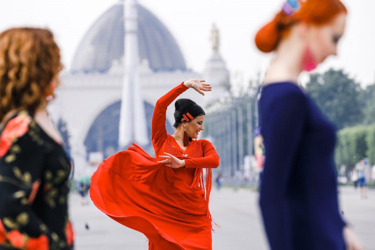 Сергей Собянин пригласил москвичей посетить фестиваль «Мировые балетные каникулы» на ВДНХ