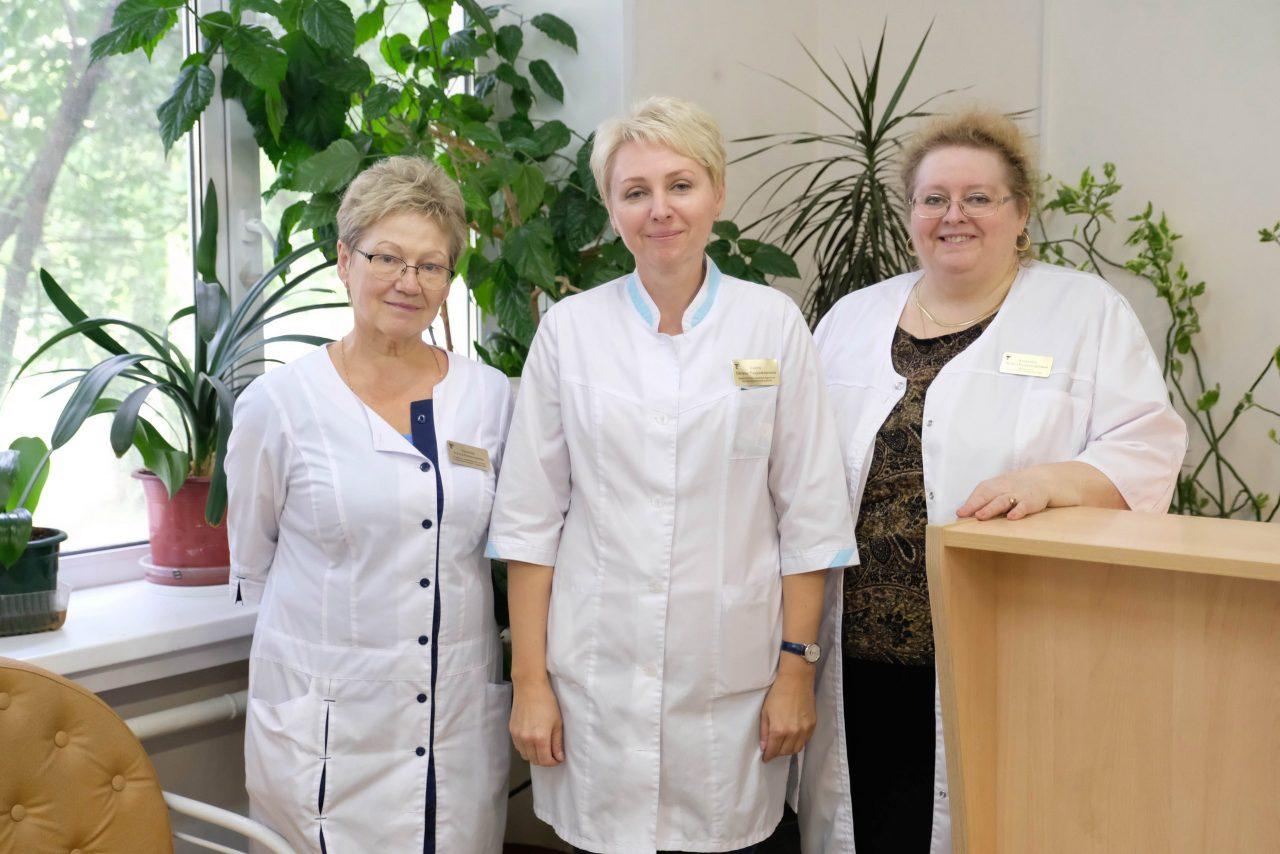 Алексей Хрипун поздравил столичных медработников с профессиональным праздником